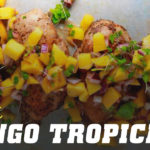 Frango tropical