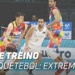 Guia treino basquetebol extremo base