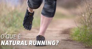 O que e natural running?