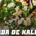Salada de kale