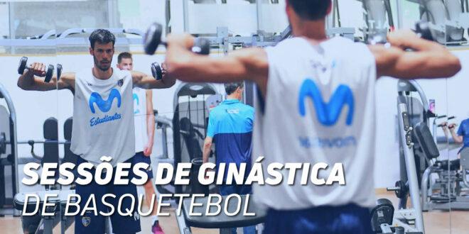 Sessões de Ginásio no Basquetebol: são importantes? Como treinar?