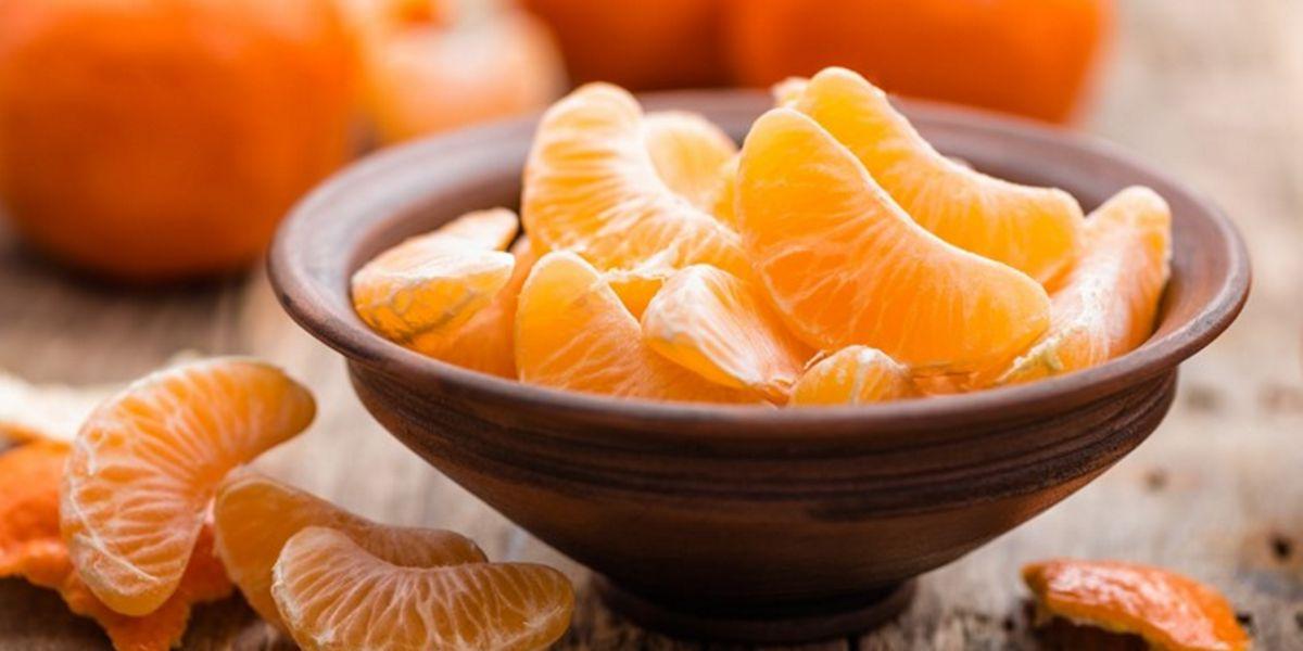 Tangerina vitamina C