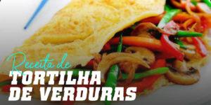 Tortilha de verduras