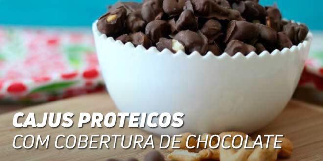 Cajus Proteicos Achocolatados