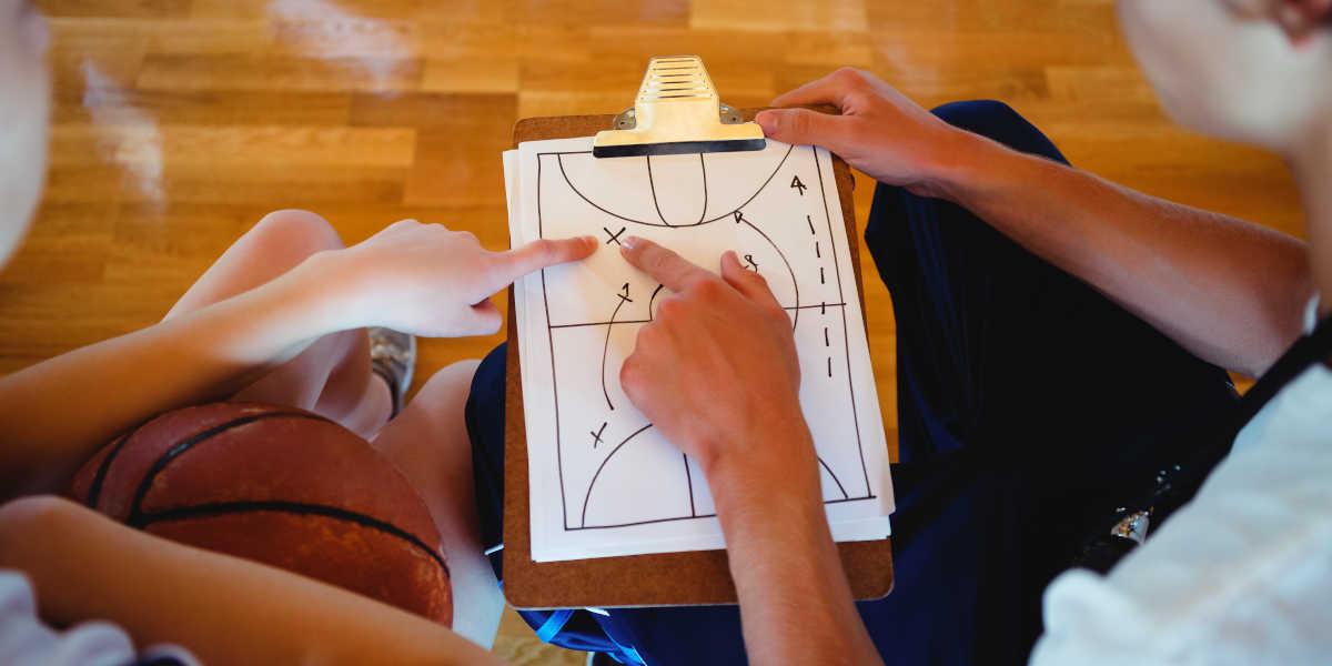 Como treinar basquetebol