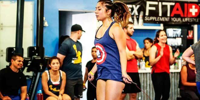 Competir em CrossFit: Razões pelas quais te deves animar