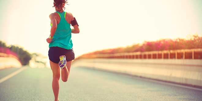 Correr maratona