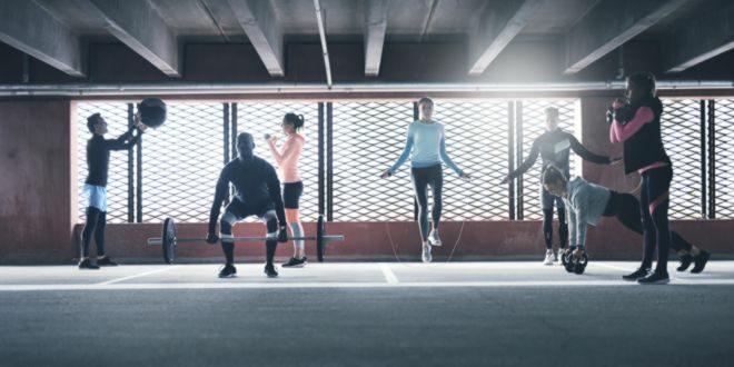 Como treinar CrossFit num ginásio convencional?