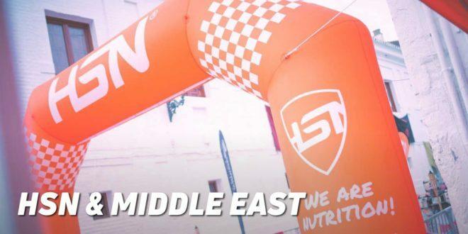 HSN amplia horizontes no Médio Oriente