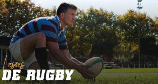 Lesões de rugby