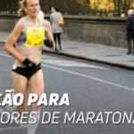 Nutrição corredores maratona