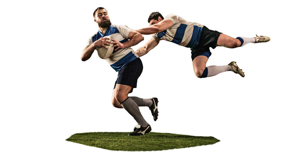 Rugby lesões mais comunes