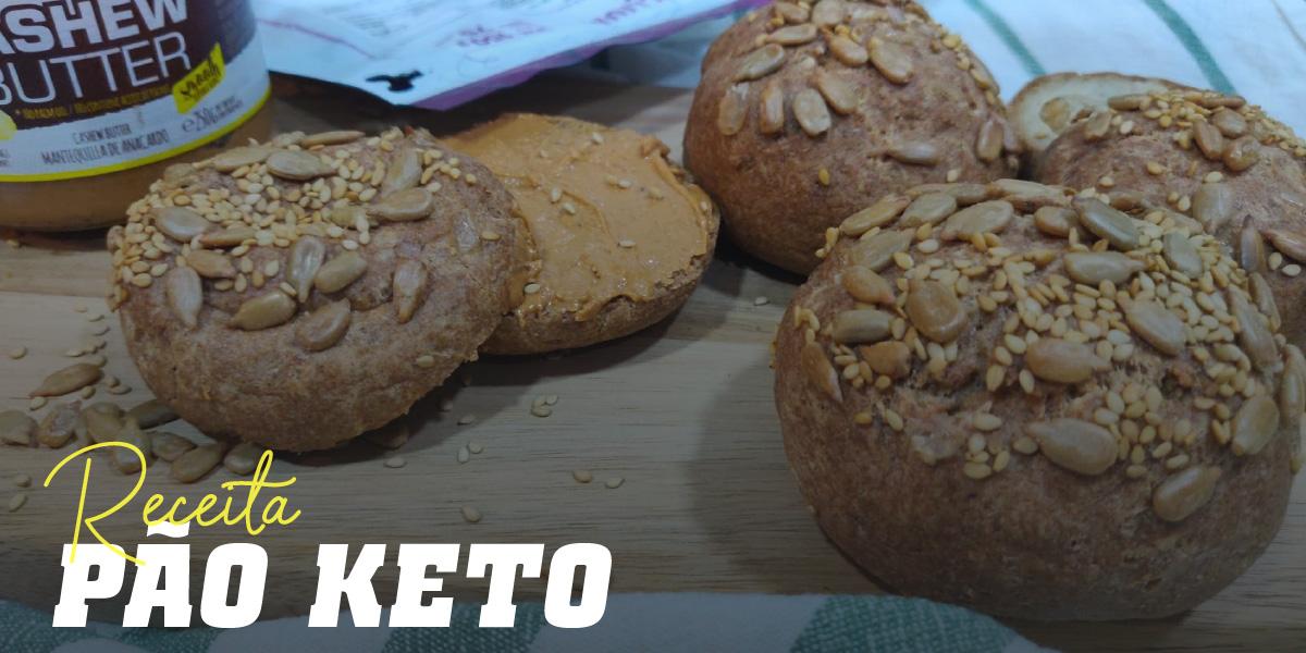 Pão Keto