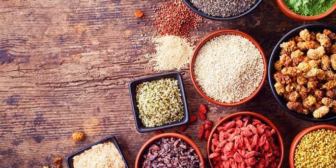 Os 9 Alimentos mais Saudáveis
