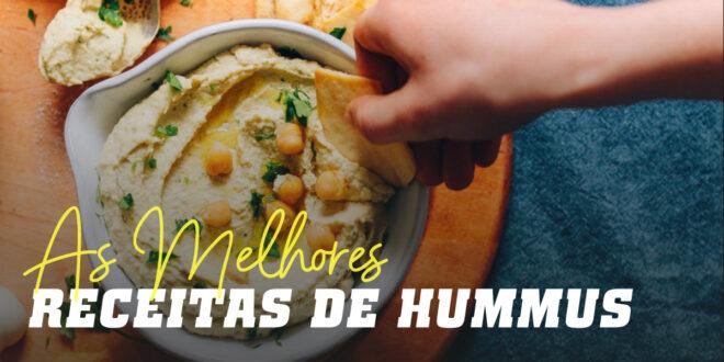 Dia Internacional do Hummus, receitas para comer leguminosas de maneira saudável
