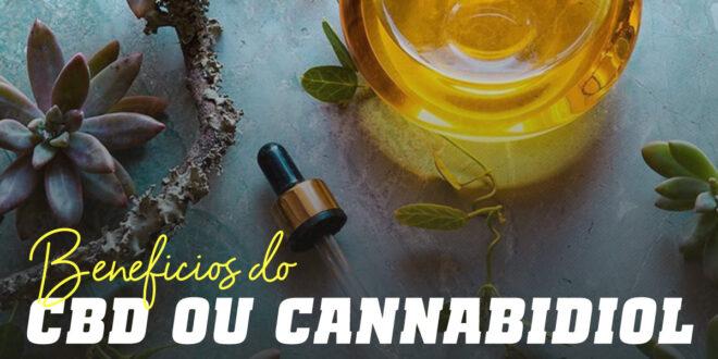 Benefícios do CBD ou Cannabidiol