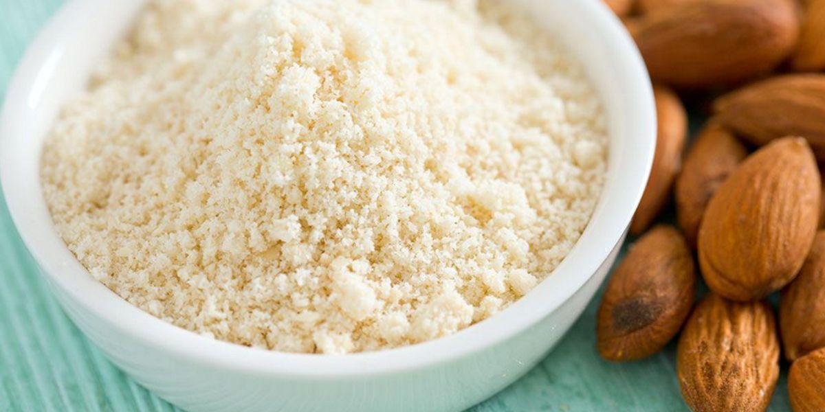 Calorias de farinha de amêndoa
