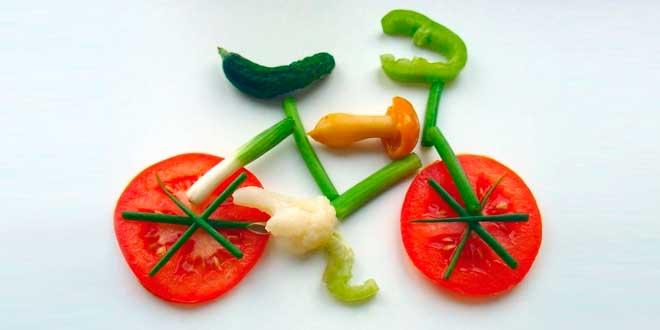 Ciclismo nutrição