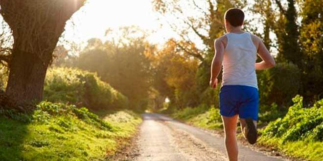 Correr motivação
