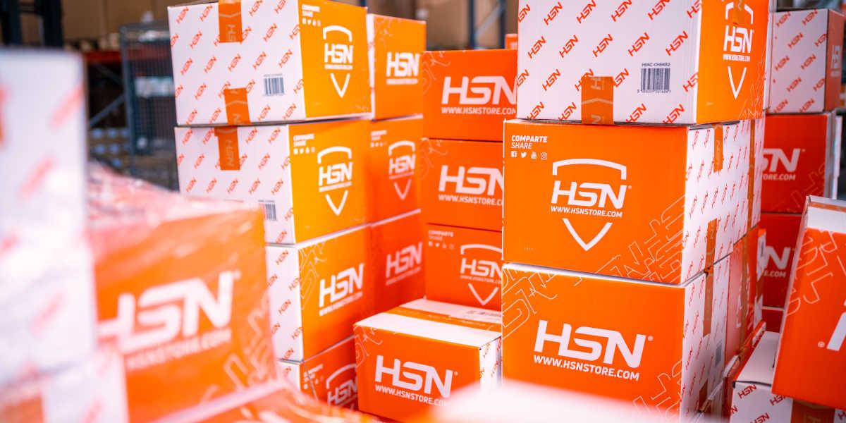 HSN encomendas