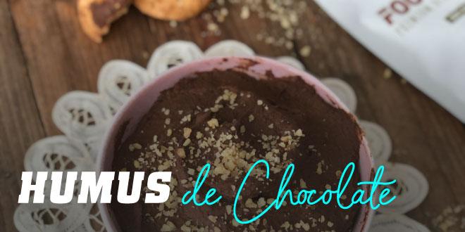 Hummus de Chocolate