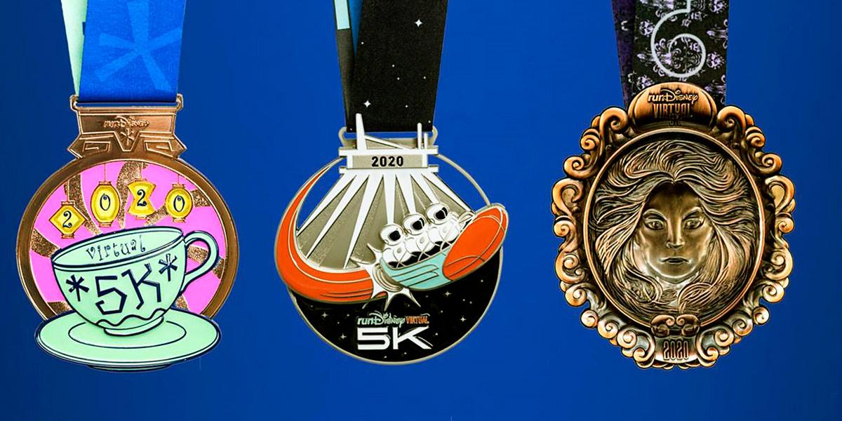 Medalhas virtuais