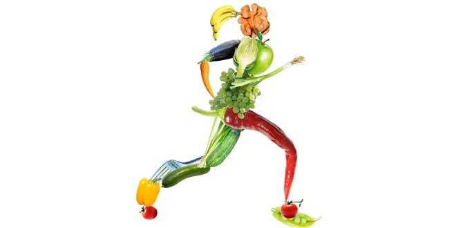Nutrição atleta