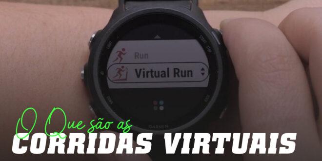 O que sao as corridas virtuais
