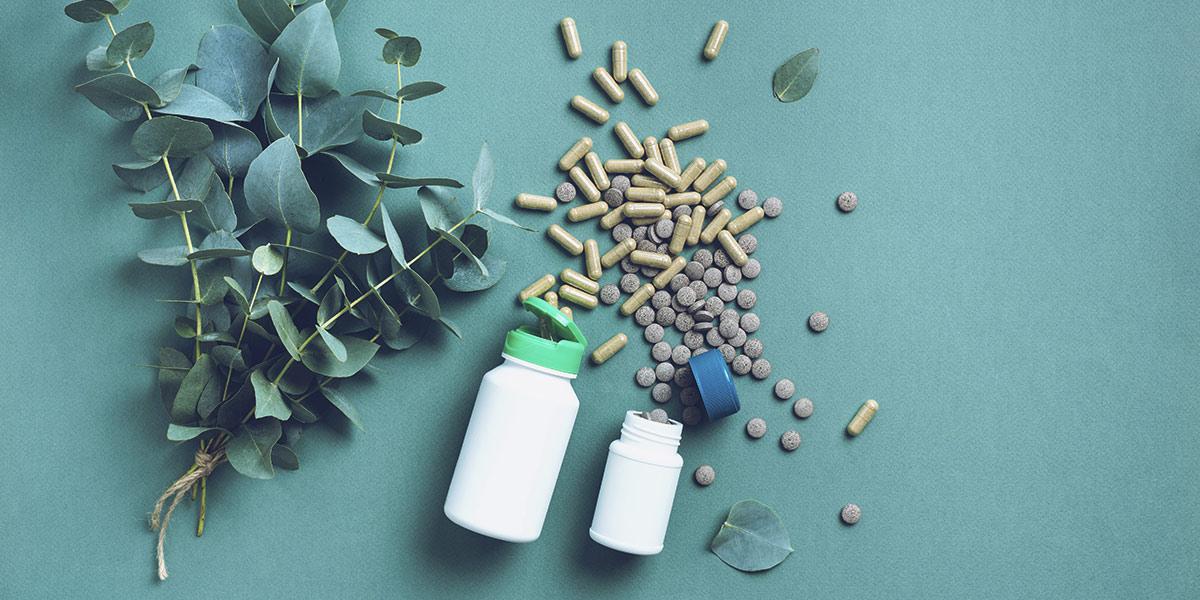 Vitaminas eucapliptus
