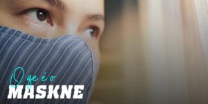 Acne por causa do Uso da Máscara, ou Maskne