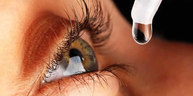 Lubrificação ocular adequada