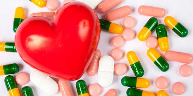 Medicamentos hipertensão