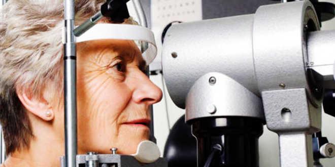 Revisão da visão desde os 60 anos