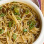 Sopa de noodles
