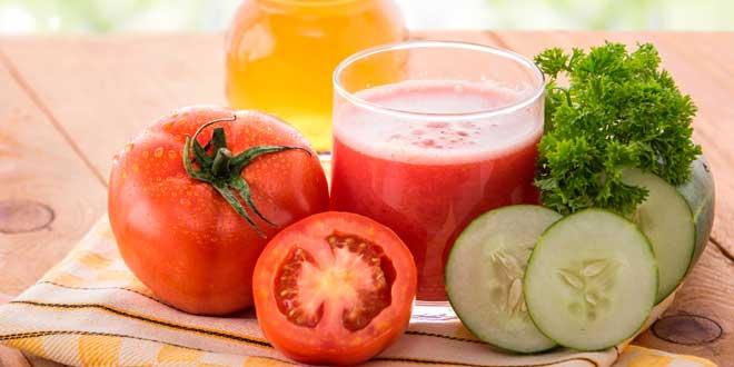 Tomate antioxidante