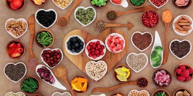 Top 10 Alimentos Ricos em Antioxidantes