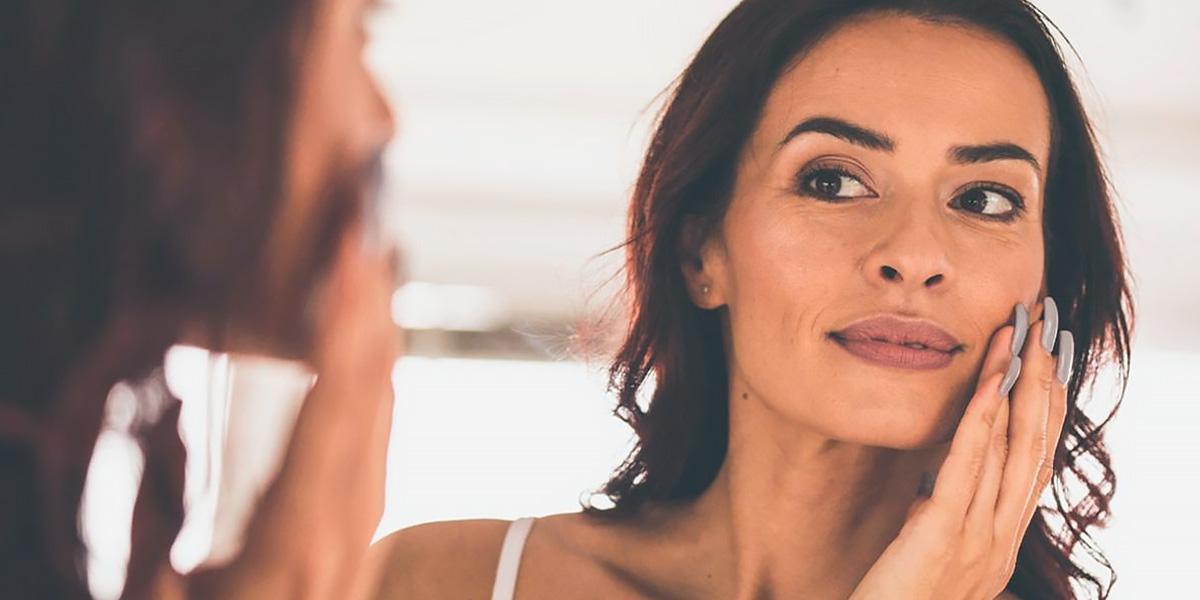 Benefícios yoga facial