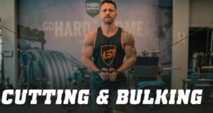 Cutting e bulking