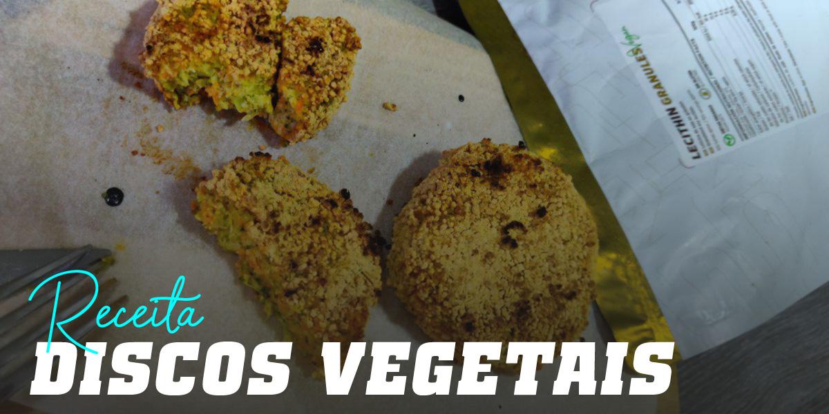 Discos Vegetais com Lecitina de Soja