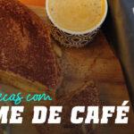 Panquecas de Aveia com Creme de Café