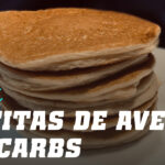 Panquecas de Aveia Low Carb