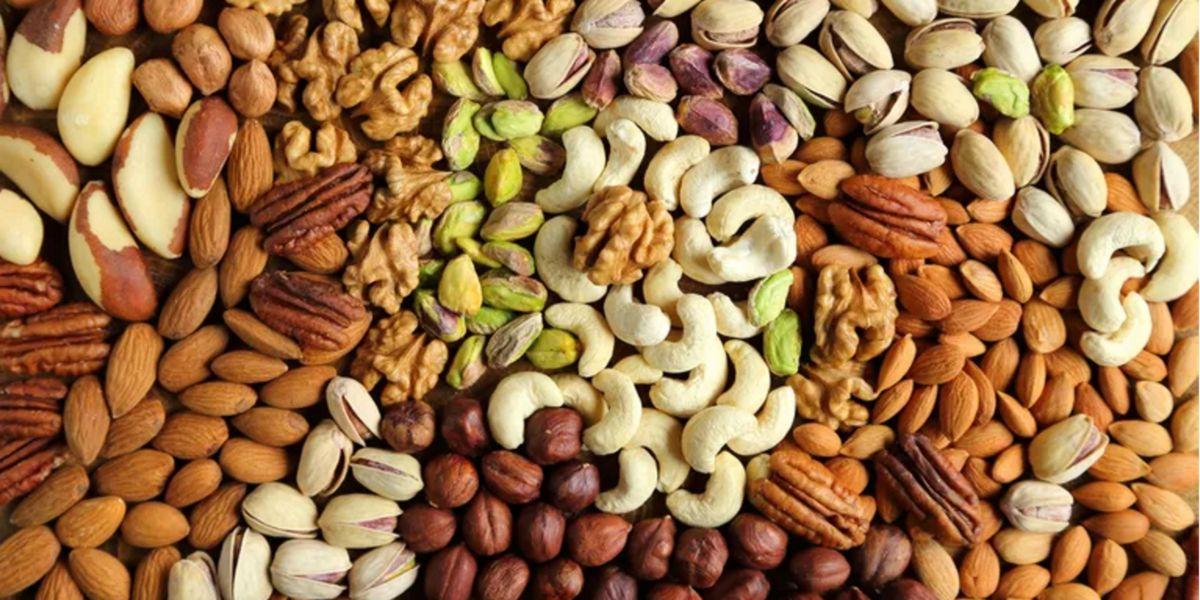 A que chamamos frutos secos