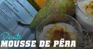 Mousse de Pera