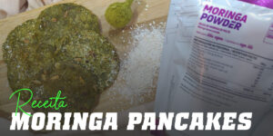 Panquecas de Moringa