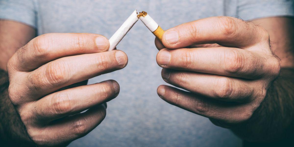 Porquê deves deixar de fumar