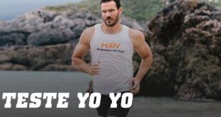 Teste Yo-Yo