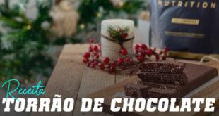 Torrão de Chocolate Receita