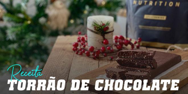 Torrão de Chocolate