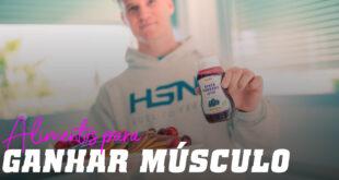 Alimentos que Ajudam a Construir Músculo