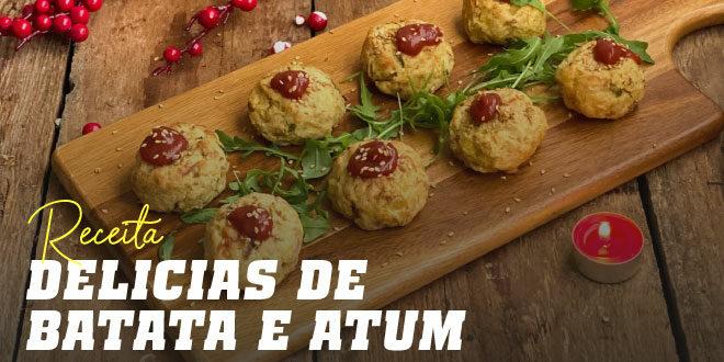 Delícias de Batata e Atum